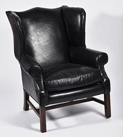 Becara Leather Arm Chair U0026quot;Ralph Lauren ...