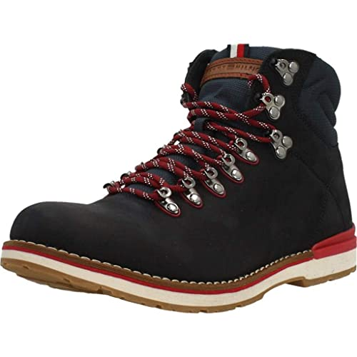 competitive price buy cheap fashion style Tommy Hilfiger Mens Boots, Colour Blue, Brand, Model Mens ...