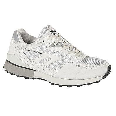 Hi-Tec Silver Shadow II, Chaussures Multisport Outdoor Mixte Adulte, Gris (Silver/Grey), 48 EU