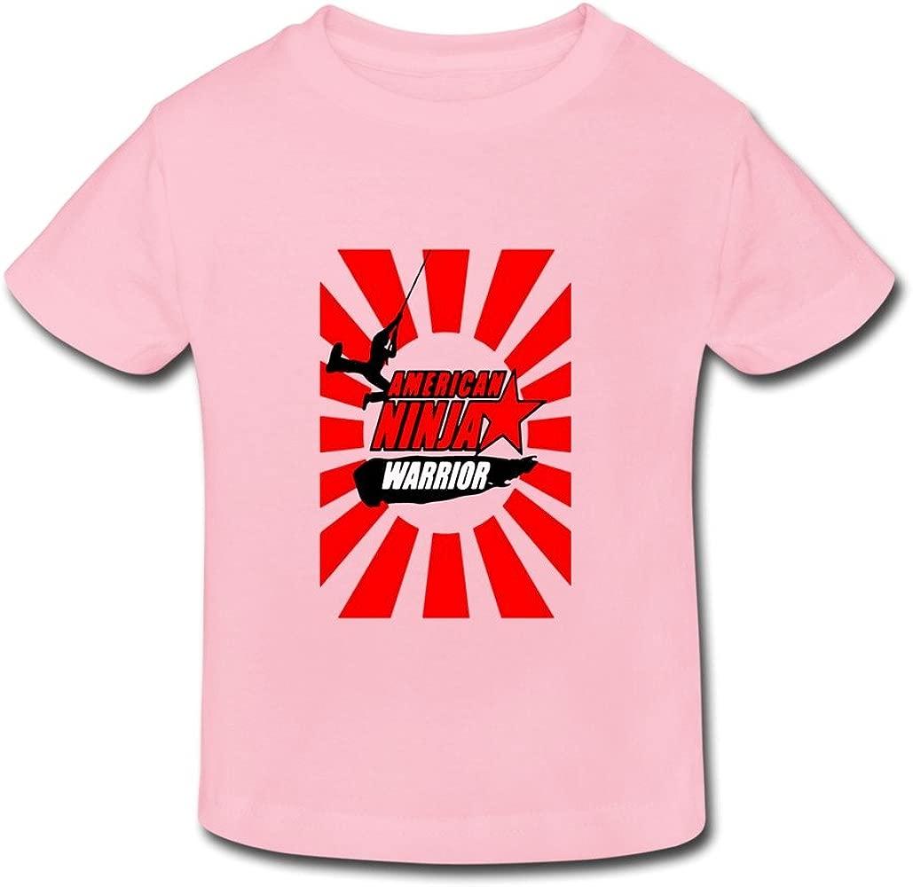 Amazon.com: XIULIAN American Ninja Warrior Kids 2-6 Girls ...