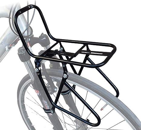 JXS-outdoor Portaequipajes Delantero Pannier - Bicicletas de ...