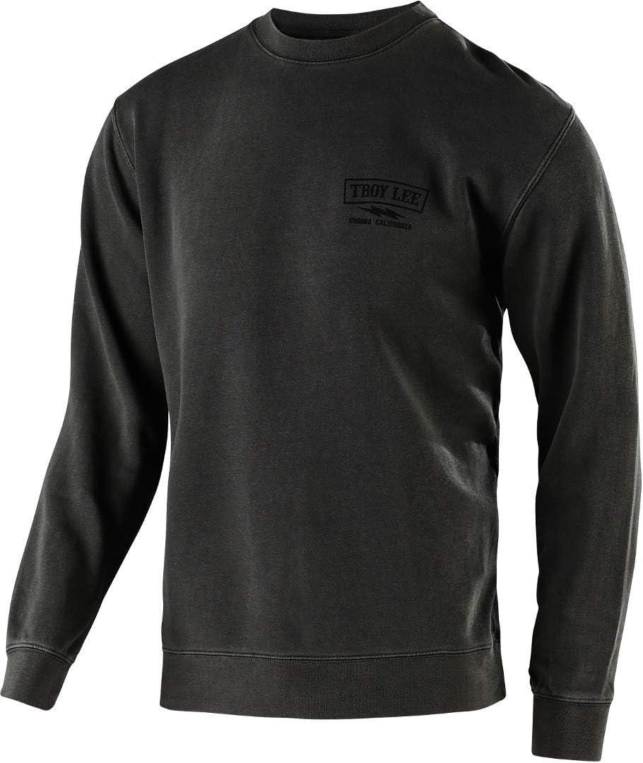 Troy Lee Designs Mens Classic Shocker T-Shirt Small, Black