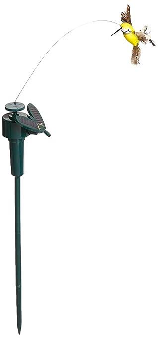 Solar Hummingbird, Solar / Battery Power Fluttering Flying Dancing  Hummingbird , Outdoor Or Indoor,