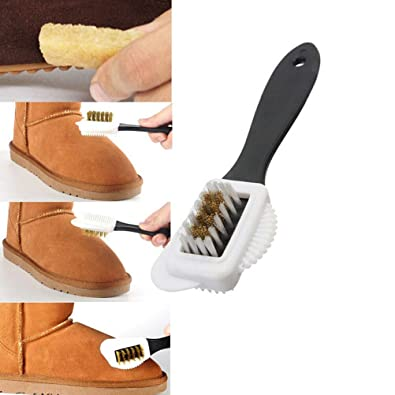 28f42c014c498 Branded SLB Works New Suede Leather Nubuck Shoe Brush Shoe Stain ...