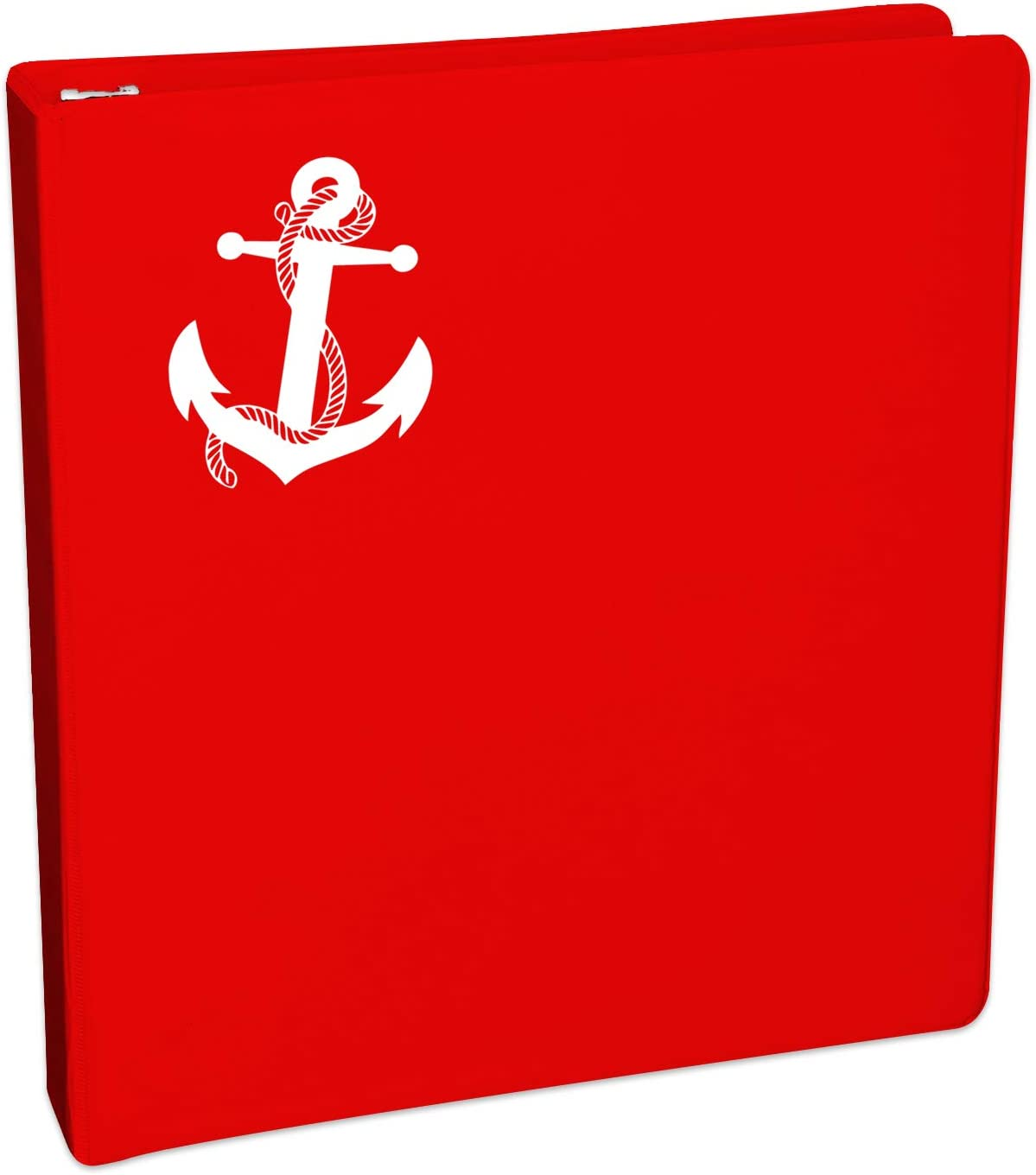 White Anchor /& Rope Chain Boat Ship Sticker Decal Notebook Car Laptop 5 Bargain Max Decals