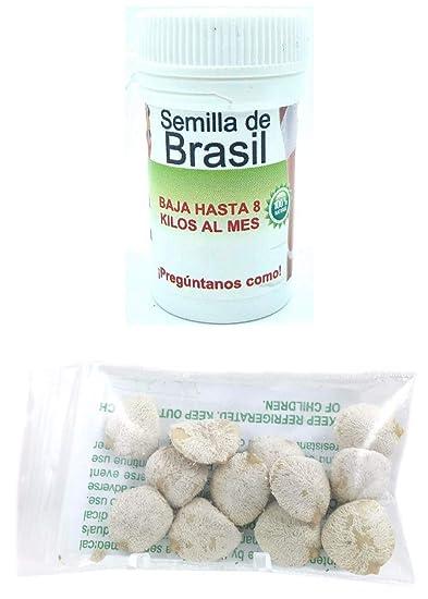 Semilla de Brasil Seed Original Brazilian Natural Weight