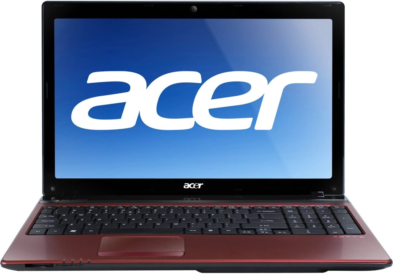 "Acer Aspire AS5560-7696;NX.RQSAA.002 Laptop (Windows 7 Home, AMD A6 1.5 GHz Processor, 15.6"" (16:9) LED Display, SSD: 500 GB, RAM: 6 GB DDR3) Maroon"