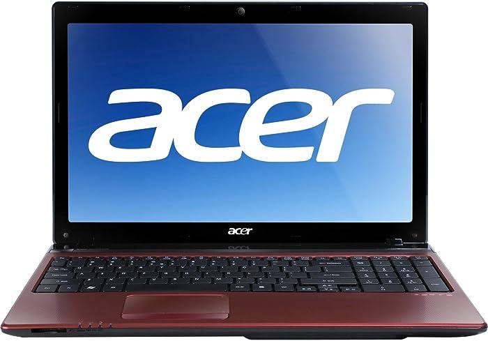 "Acer Aspire AS5560-7696;NX.RQSAA.002 Laptop (Windows 7 Home, AMD A6 1.5 GHz Processor, 15.6"" (16:9) LED Display, SSD: 500 GB, RAM: 6 GB DDR3) Maroon"
