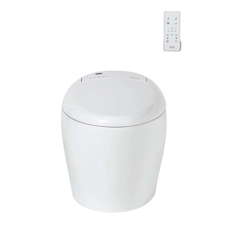 Pleasant Ove Decors Tuva Tankless Eco Smart Toilet Two Piece Toilets Uwap Interior Chair Design Uwaporg