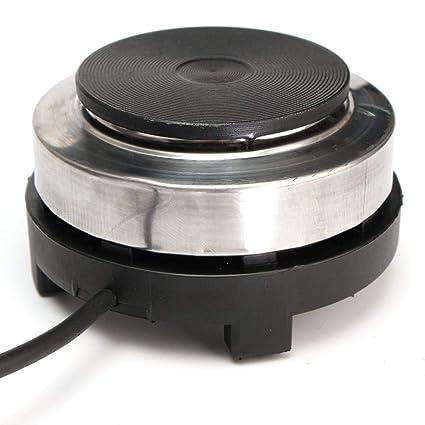 Yongse 220V 500W eléctrico Mini Estufa Placa caliente Placa de cocina multifunción café calentador del aparato