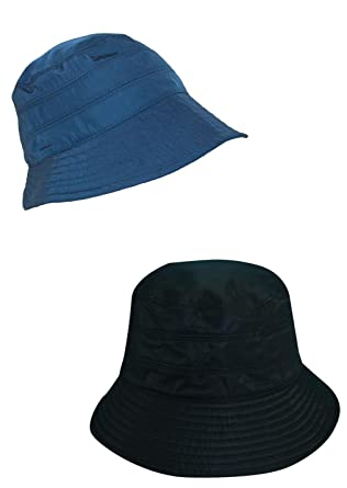 190381b0e65 Image Unavailable. Image not available for. Color  SCALA Classico Women s  Tapered Water Repellent Rain Hat ...