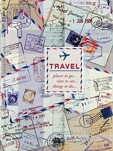 Travel Diary - Travel Journal (Notebook, Diary) (Compact Journal Series)