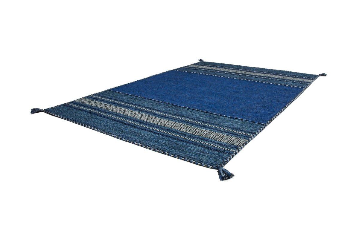 Lalee Teppich Wohnzimmer Orient Carpet Carpet Carpet klassisches Design Rug Alhambra 335 Braun 100% Baumwolle 80x150cm   Teppiche günstig online kaufen e22b24