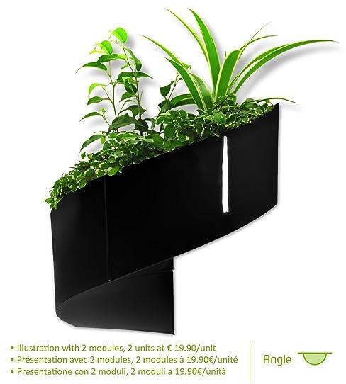 Fabuleux Modul'Green - Pot pour plantes mural Design - Intérieur  XY58