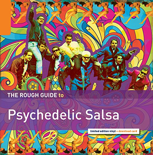 the rough guide to salsa - 7