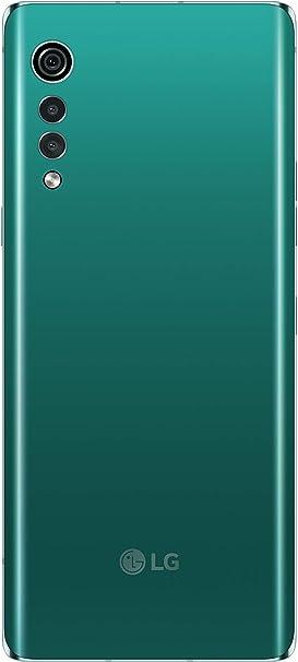 LG Velvet 5G - Smartphone 128GB 6GB RAM Aurora Green ...