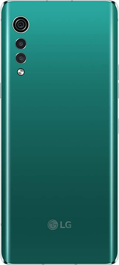 LG Velvet 5G - Smartphone 128GB 6GB RAM Aurora Green: Amazon.es: Electrónica