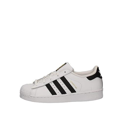 es Baloncesto Superstar Amazon Zapatillas Adidas C Niños Unisex De 8T4wnxSCq