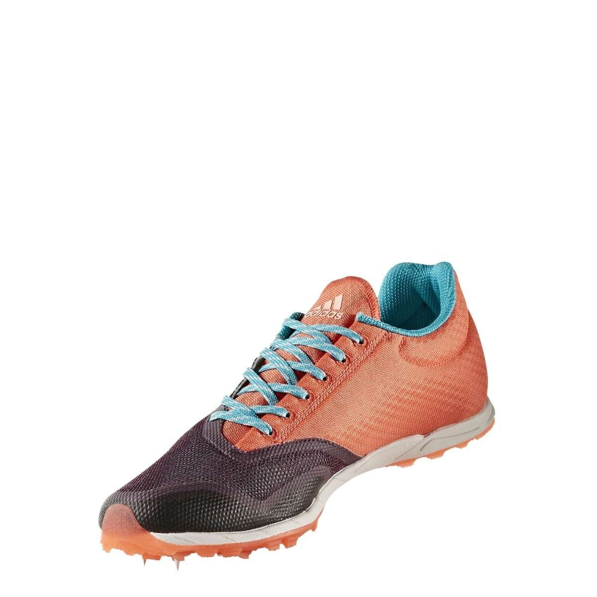 adidas - XCS W - S76871 - Color: Violet-Orange - Size: 9.5 by adidas