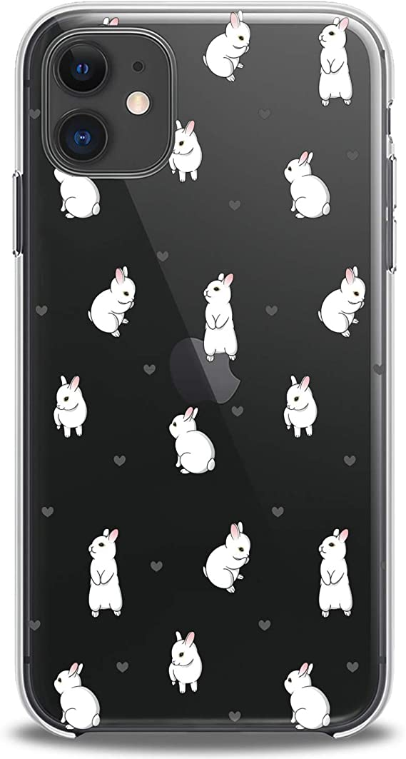 Funda Flexible a personalizar para iPhone 6/6S Transparente x1