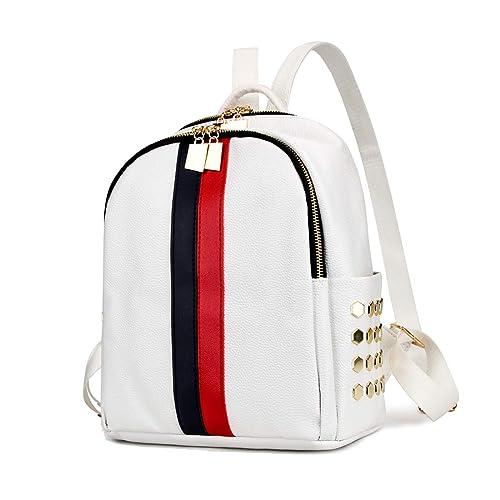 Chica mini lindo mochila monedero Mynos adolescente escuela mochila diseñador día Pack doble cremalleras Bookbag mujeres trabajo mochila: Amazon.es: Zapatos ...