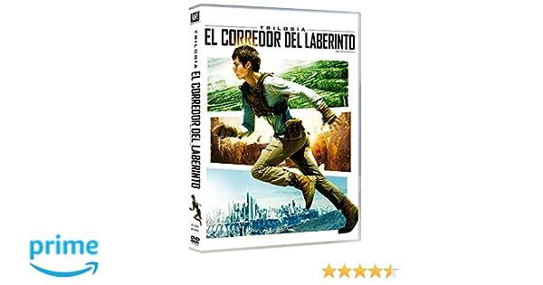 Trilogía El Corredor Del Laberinto [DVD]: Amazon.es: Ki Hong Lee ...