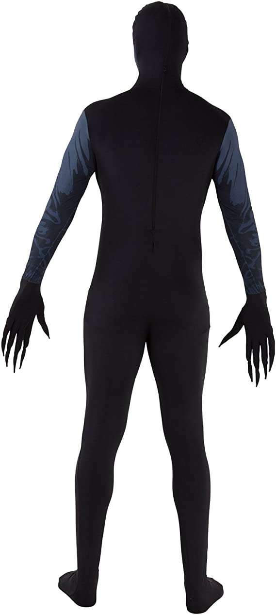 Morphsuits- Urban Legends Disfraz, Color Eyeless Jack, Extra-Large ...