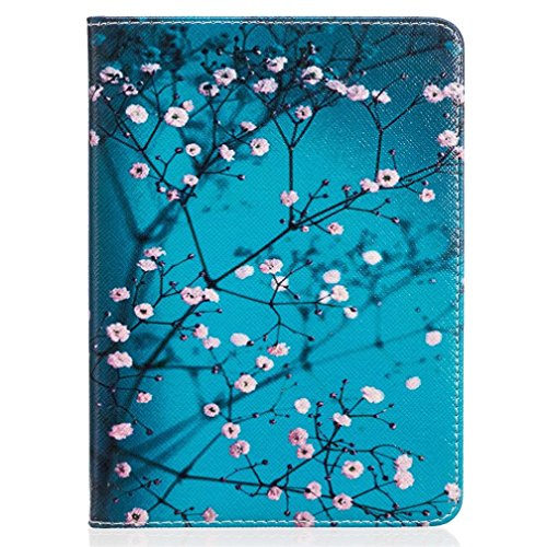 Case Cover For Amazon Kindle Fire 7 2015 Tablet Folding Stand Painted Colorful Leather (A) - Cars Cover Case For Kindle Touch