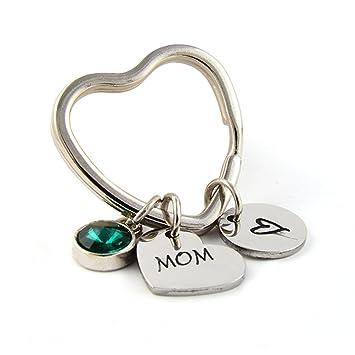 Llavero, día de la madre, cumpleaños, mejor regalo para mamá ...