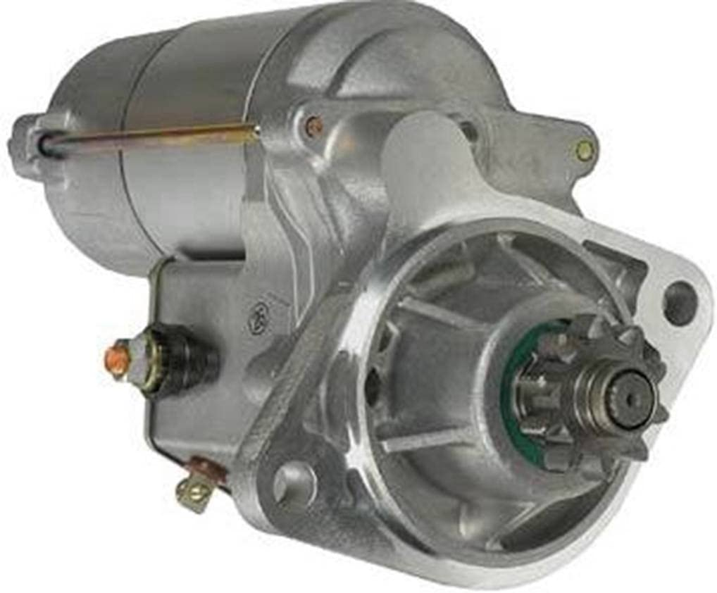 New Starter Fits Hyster Forklifts w// 4.3L 228000-5860 228000-5861 18198