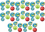 JW iSqueak Rubber Ball Large 24pk