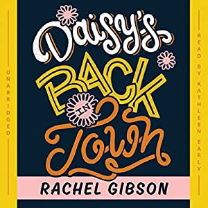 Daisy's Back in Town Audiobook
