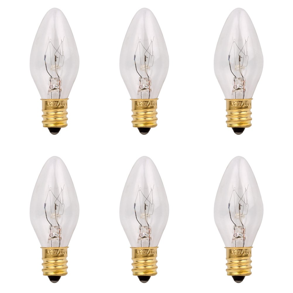 Galleon Salt Lamp Bulbs Himalayn Original Replacement Bulbs E12 Socket Long Lasting