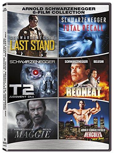 Arnold Schwarzenegger 6-Film Collection - Gate Arnold