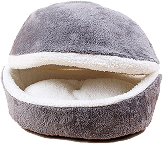 GossipBoy - Cama para mascotas tipo saco de dormir, con base lavable, casa cómoda para gatitos, gatos, perros y cachorros, el refugio más cálido, acogedor y cómodo para su mascota: Amazon.es: Productos