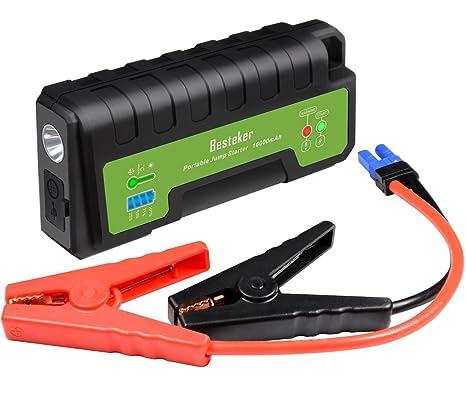 Amazon.com: Besteker - Batería de arranque para coche, 700 A ...