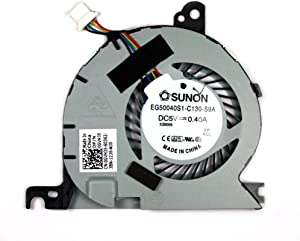 New CPU Cooling Fan For Dell Latitude E7240 KSB0605HC CL1N 0GVH35 GVH35 DC28000D60DL