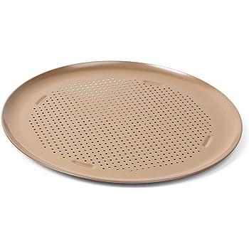 Amazon Com Nordic Ware 365 Indoor Outdoor Large Pizza Pan