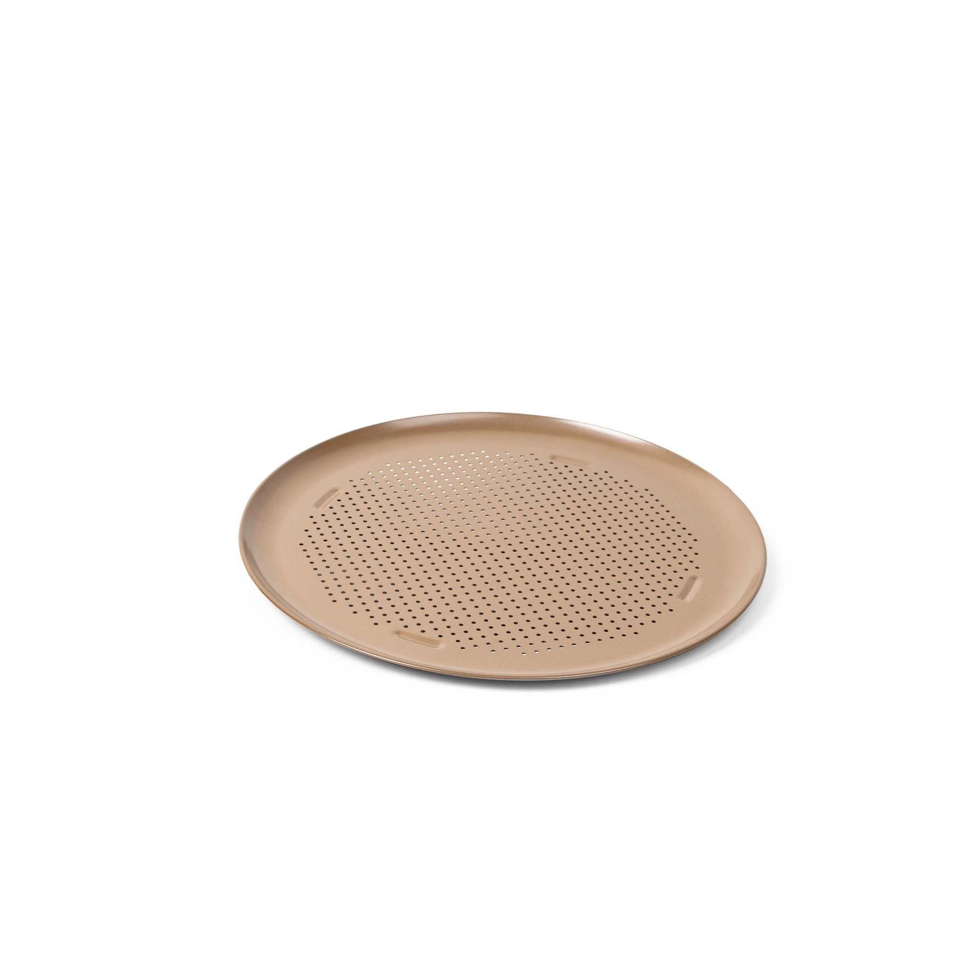Calphalon Nonstick Bakeware Pizza Pan, 16'', Toffee - 1893302
