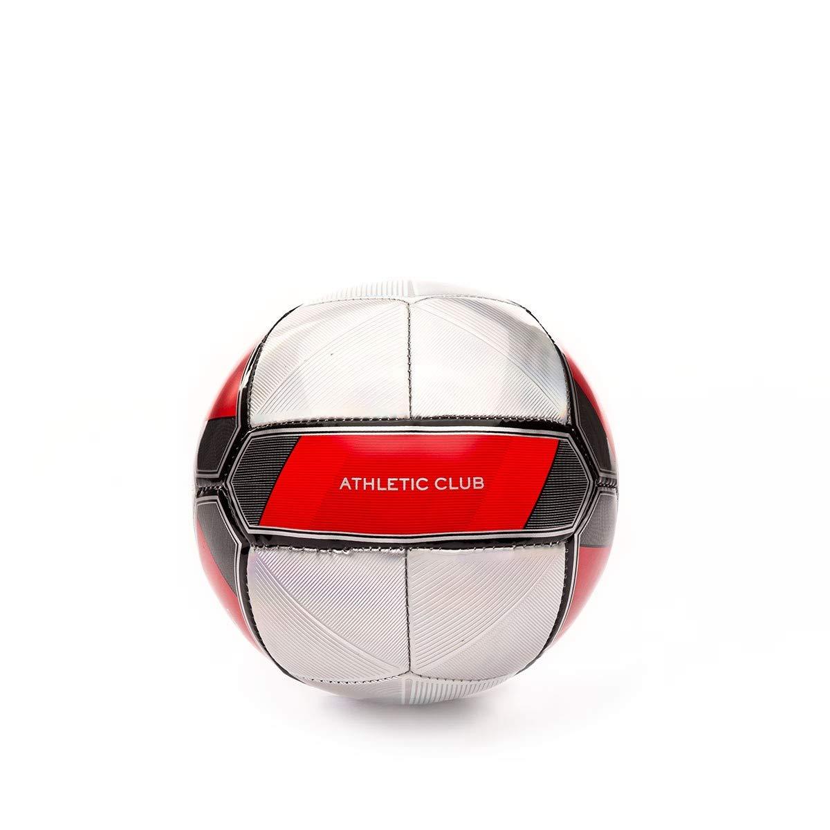 New Balance Mini AC Bilbao Aniversario 2018-2019, Balón, Grey-Red ...