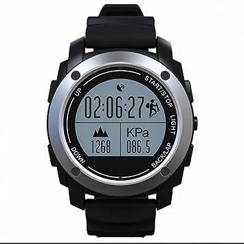 Reloj Inteligente Reloj Deportivo con Reloj Fitness Control Cámara/ Podómetro/ Monitor de Sueño/