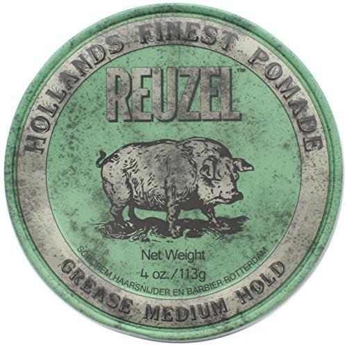 Reuzel Green Pomade 4 oz