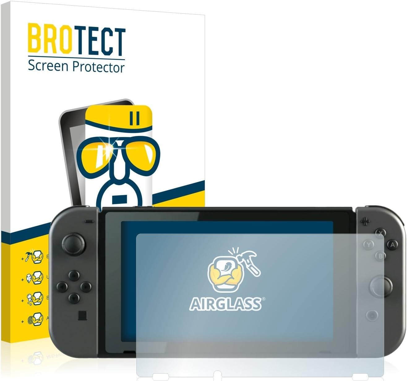 BROTECT Protector Pantalla Cristal Compatible con Ducati 1199 Panigale Protector Pantalla Vidrio Dureza 9H AirGlass