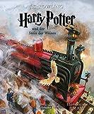 Harry Potter, Band 1: Harry Potter und der Stein der Weisen (vierfarbig illustrierte Schmuckausgabe)