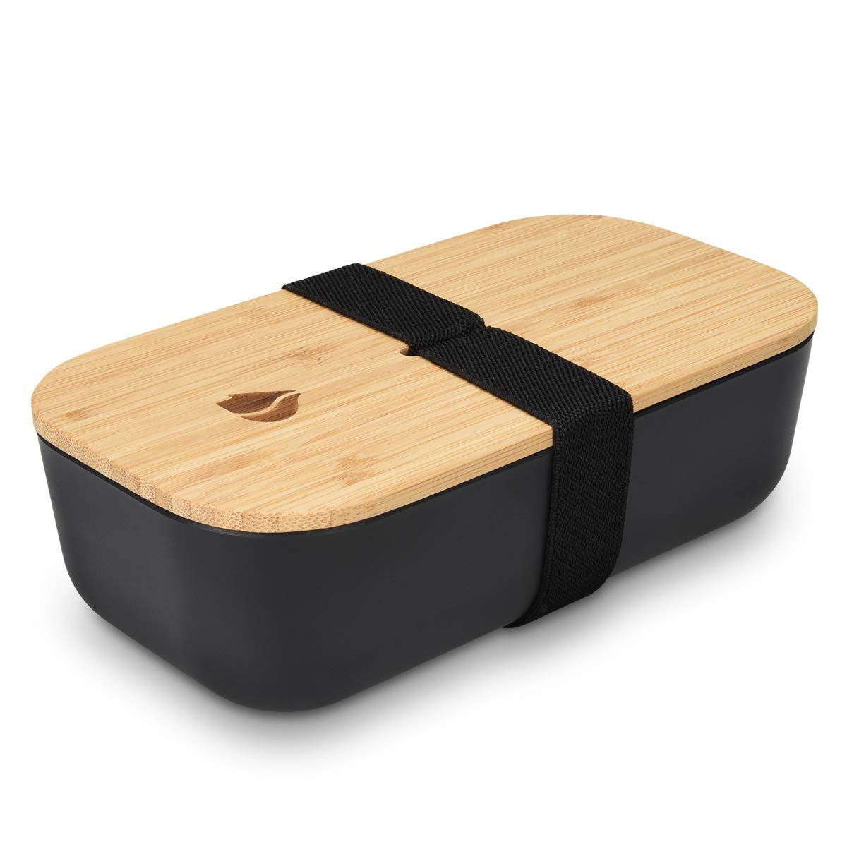Caja de bambú de Navaris