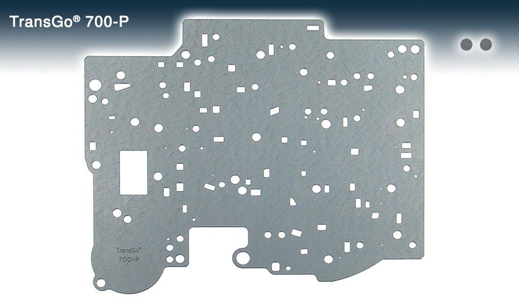 4L60 700R4 Transmission Transgo Valve Body Seperator Plate 1981-93 700-P