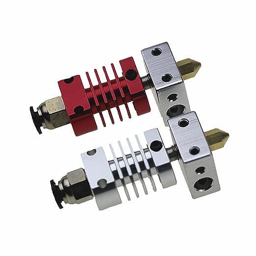 Kit de extractor de vara de metal 3D CR8/CR10 para impresora 3D V6 ...