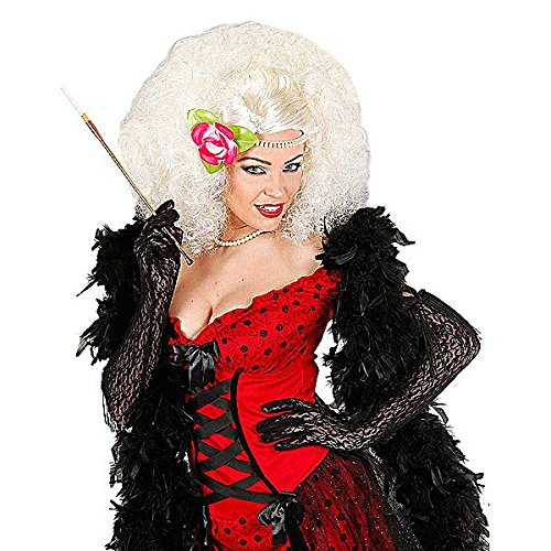 Belle Epoque Costumes (Belle Epoque With Flower Boxed Wig For Hair Accessory Fancy Dress)