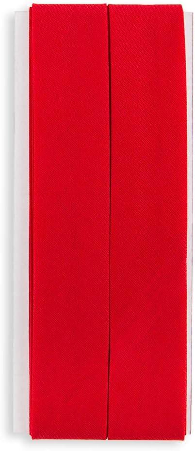 Wide Single Fold Bias Tape Hem Facing x 7//8 Khaki 3 Yds