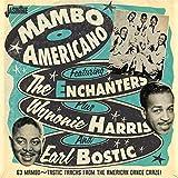 Mambo Americano - 63 Mambo-tastic Tracks From The American Dance Craze [ORIGINAL RECORDINGS REMASTERED] 2CD SET